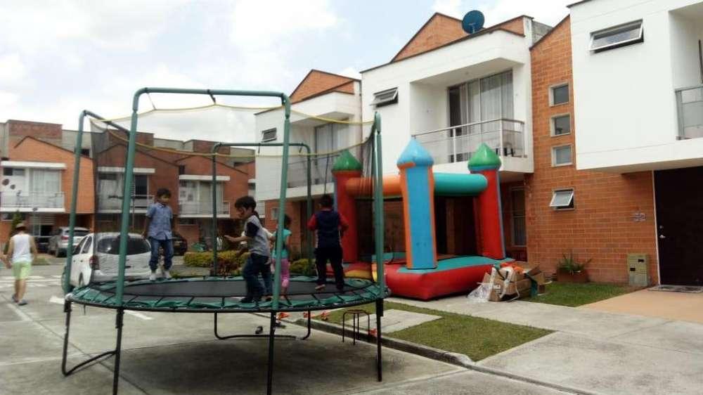 Alquiler de inflable Para fiestas infantiles Pereira