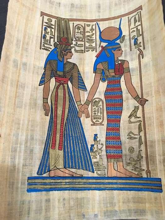 Papiros Originales de Egipto