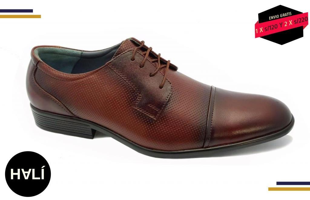 01e806a7 Calzado de vestir para Hombres VR102 APACHE/ NEGRO - Lima