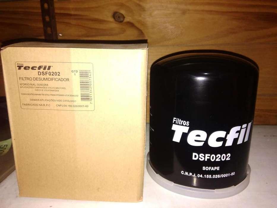 Filtro Desecador De Sist. Freno Tecfil 0202 mann Tb1374x