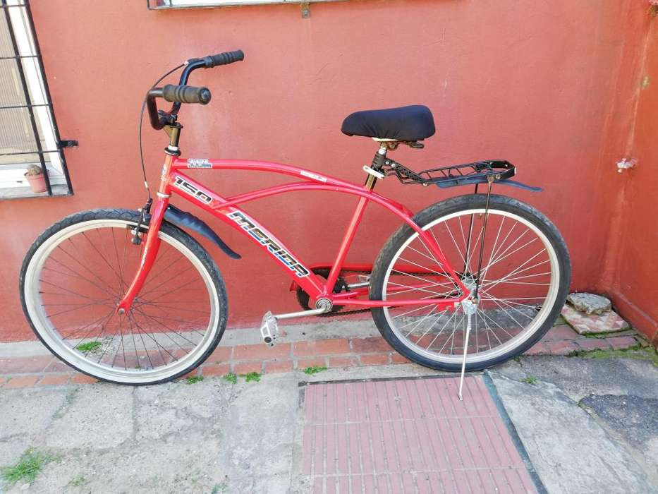 Bicicleta Playera R26 Bicisnachorestauraciones