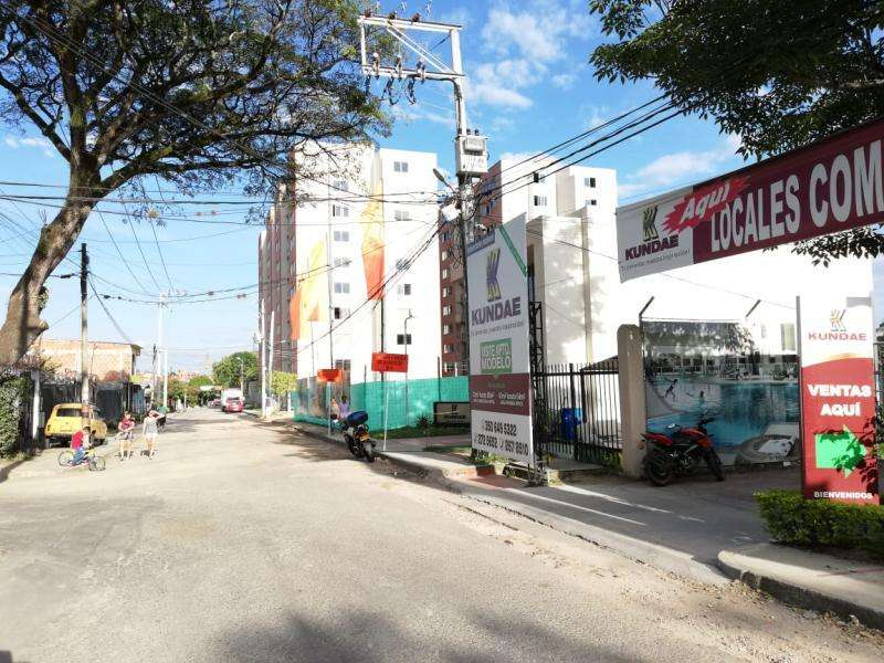 Apartamento En Arriendo En Ibague Kundae Piso 5 Cod. ABPAI11228