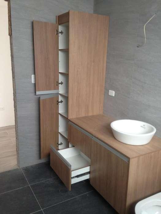 Muebles cocina , baño,closets