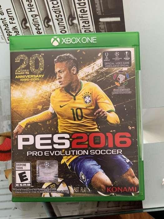 PES2016 para Xbox One