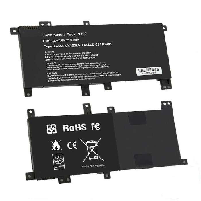 Bateria Asus X455 X455la X455ld X455ln X455ln R455ld