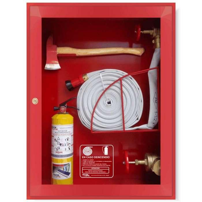 Gabinetes contra Incendios Y Extintores