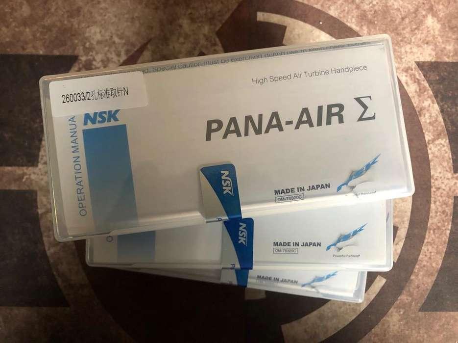 Pieza de Mano Nsk Pana Air 2 con Llave