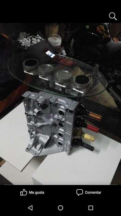 mesita motor