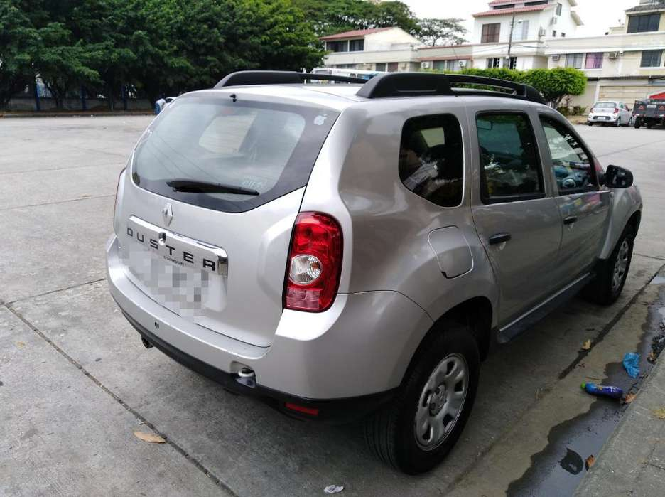 Renault Duster 2014 - 124000 km