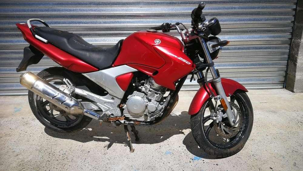 <strong>yamaha</strong> YBR 250