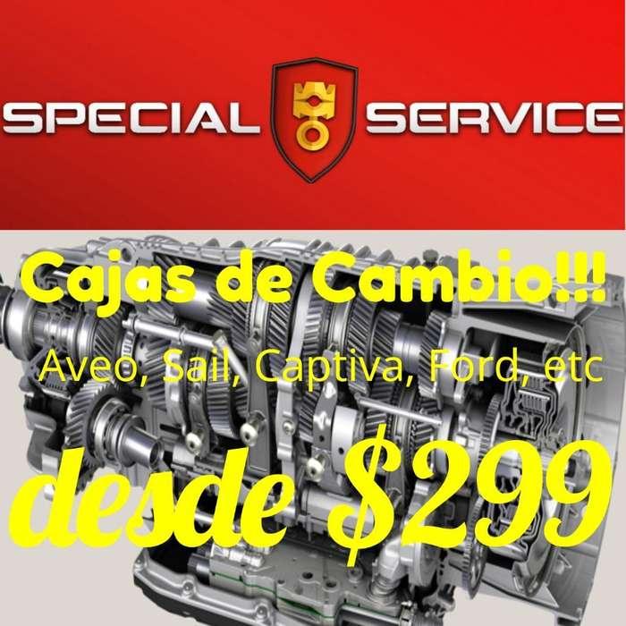 Caja de Cambio Cono Corona <strong>manual</strong> Automa