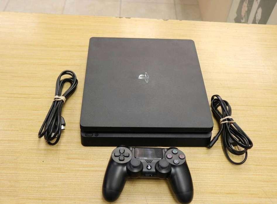 Playstation 4 Slim 500Gb en Caja Origina