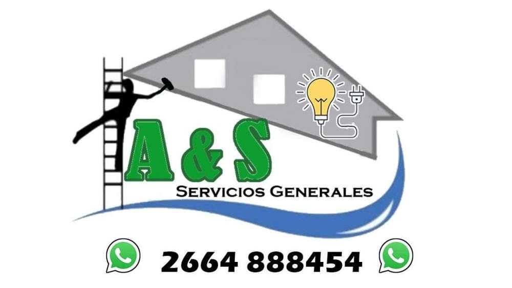 A&S SERVICIOS ELECTRICOS Y OBRAS