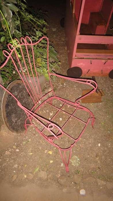 Juego de jardin antiguo: Hogar - Muebles - Jardín en Santa ...