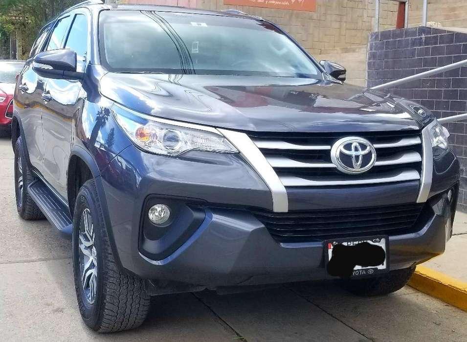 Toyota Fortuner 2017 - 17000 km