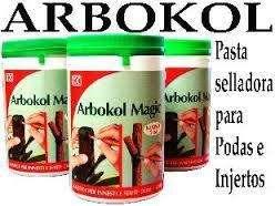 Cicatrizante para poda o injertos Arbokol