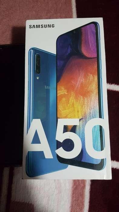 Vendo Samsung A50 Un Mes D Todo Original