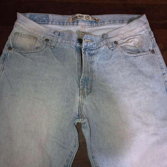 Lote 10 Jeans Y Una Bermuda
