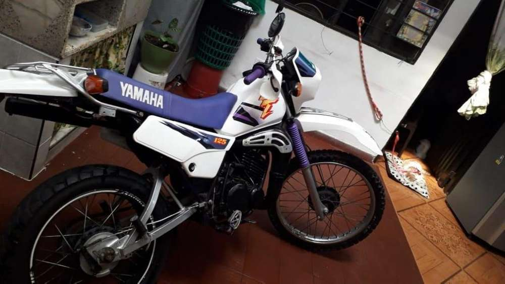 <strong>yamaha</strong> DT125
