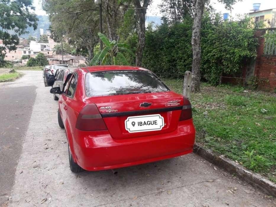 Chevrolet Aveo Emotion 2008 - 150000 km