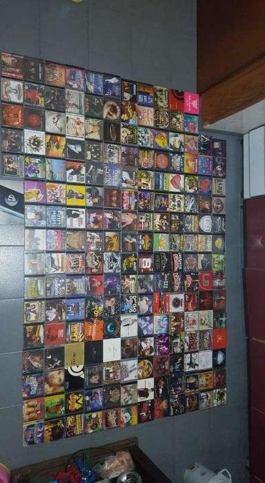 Vendo lote completo de 194 cds originales