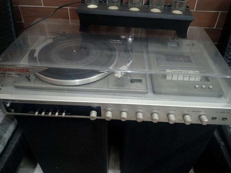 Equipo de Sonido Antiguo para Coleccion