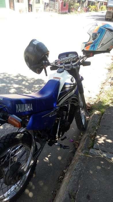 <strong>yamaha</strong> Dt 125 2001 Vendo O Permuto