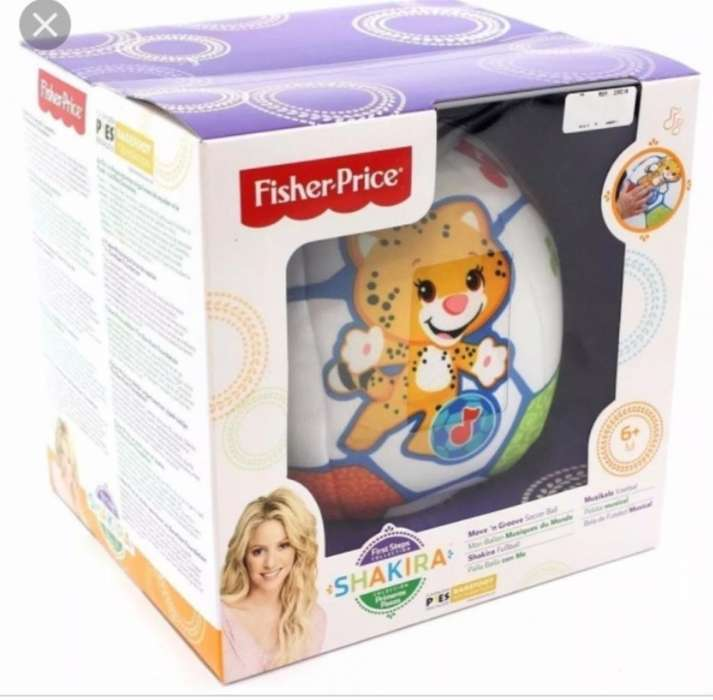 Pelota Interactiva Fisher Price