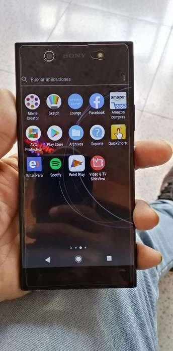 Teléfono Sony Xal Ultra Vien 9al10