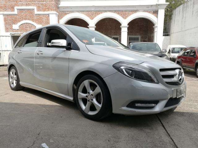 <strong>mercedes-benz</strong> Clase B 2013 - 56000 km