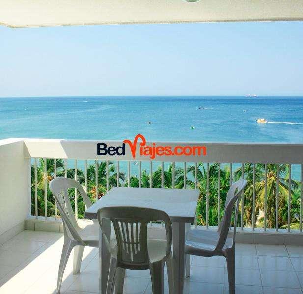 Apartamento hermoso frente al mar