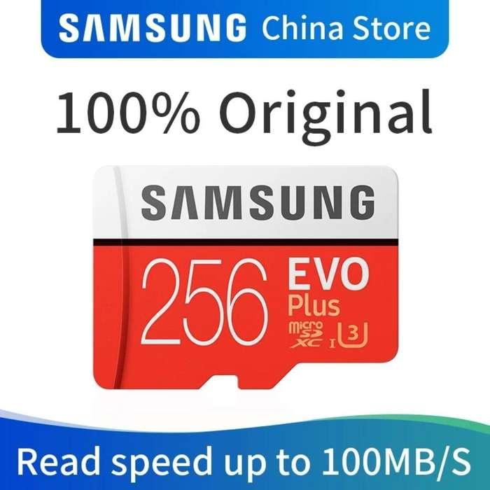 Samsung 256 Gb Nueva Totalmente Sellada