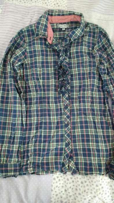 Camisa Mimo Talle 12