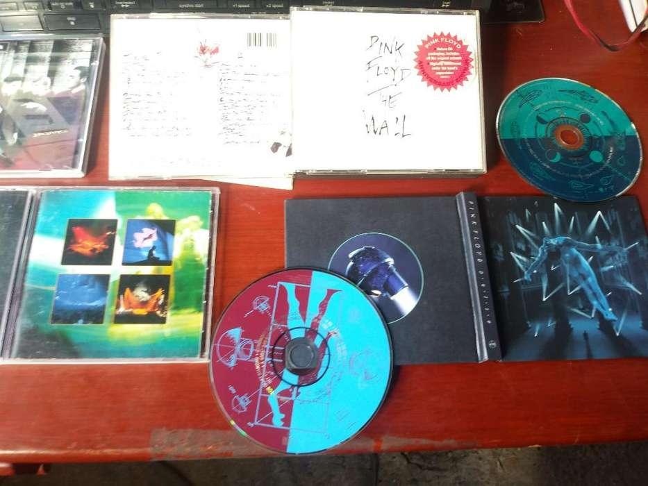 Cds Originales Pink Floyd Rock