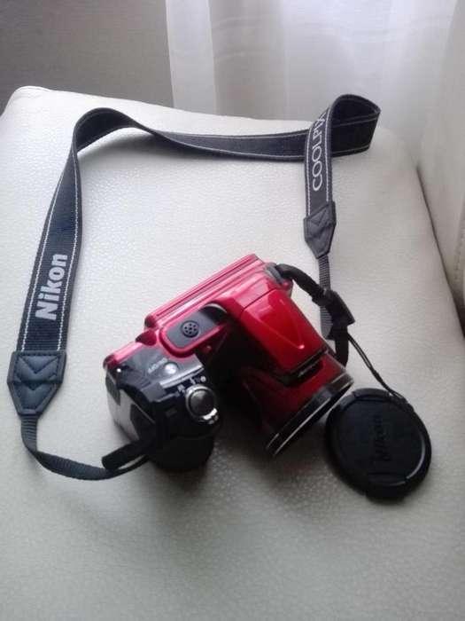 Camara de Fotos Marca Nikon Coolpix