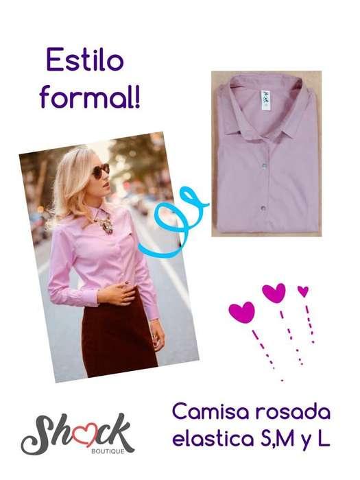 camisas de mujer formales