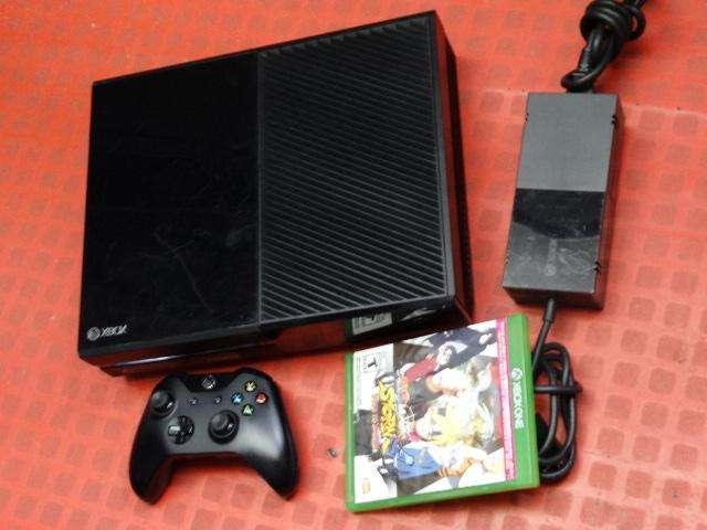 Xbox One 500 gb perfecto estado con caja 4597378 whatsapp 3185068738