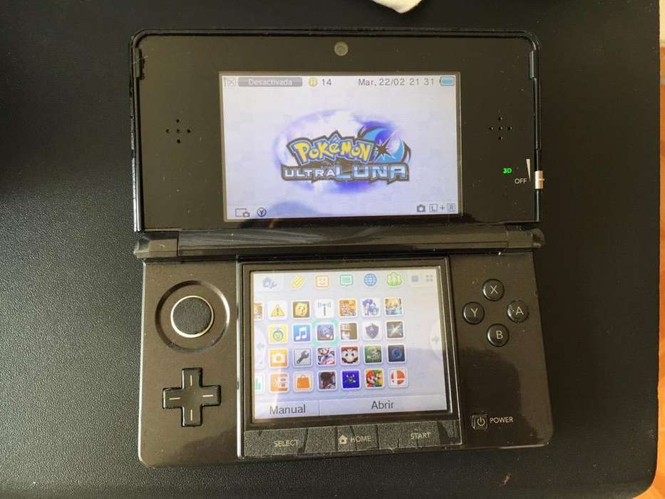 Nintendo 3ds Programdo