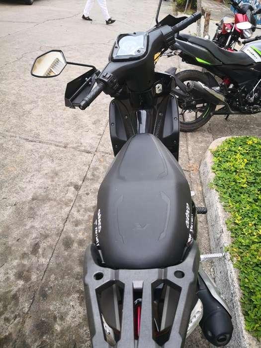 Moto Advance 110, Modelo 2020