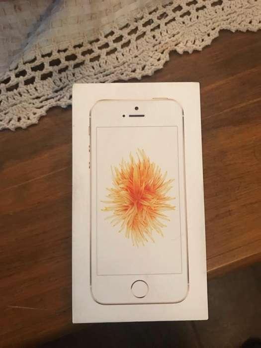 iPhone Se Gold 64 Gb
