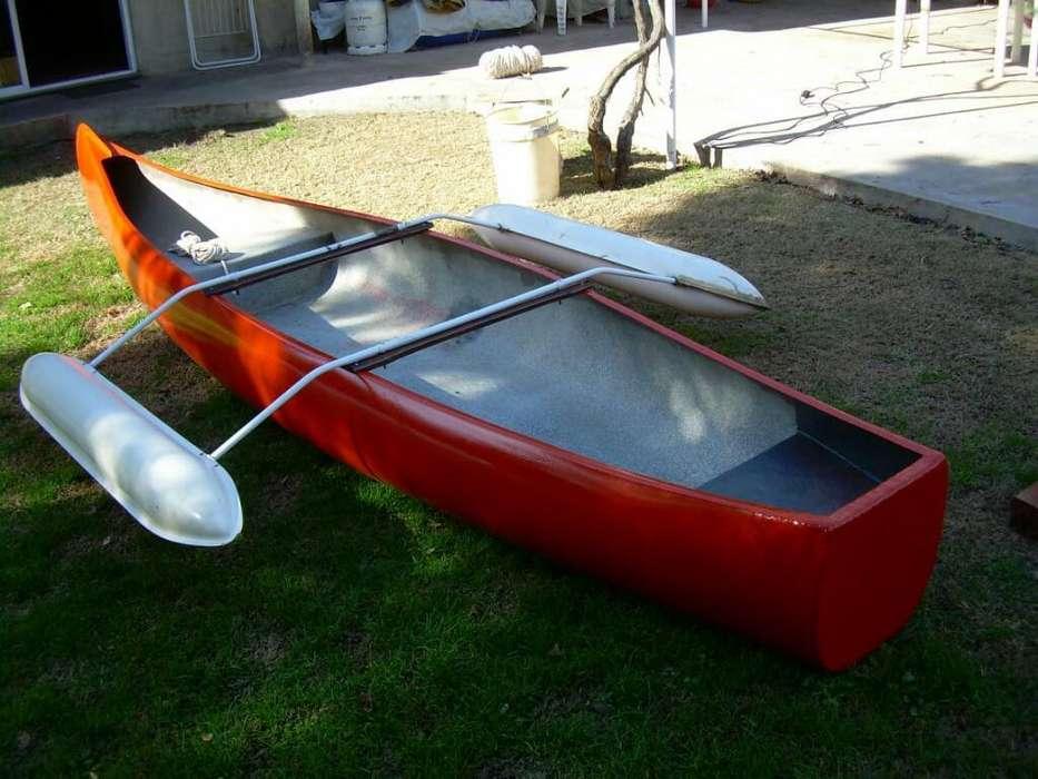 Canoa con Remos