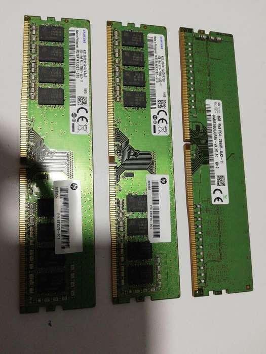 Memoria Ram Ddr4 Pc 8 Gb