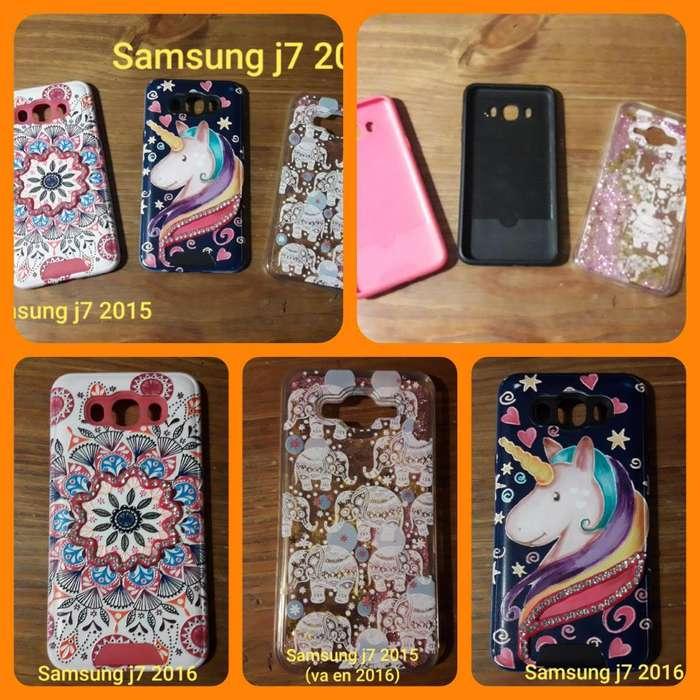 Fundas para Samsung J72016