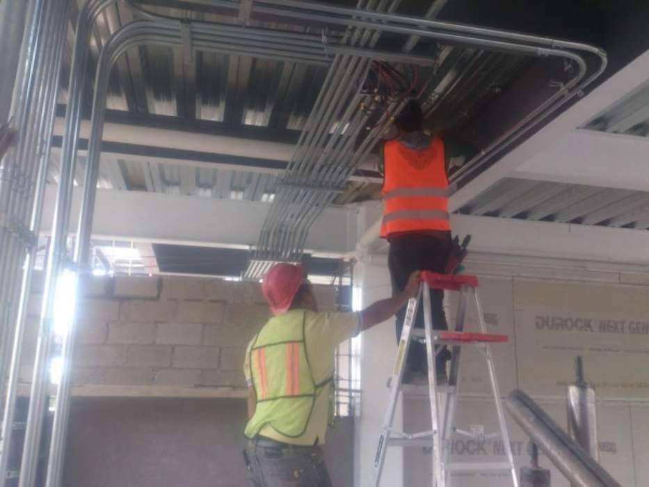 Trabajos E Instalaciones Eléctricas