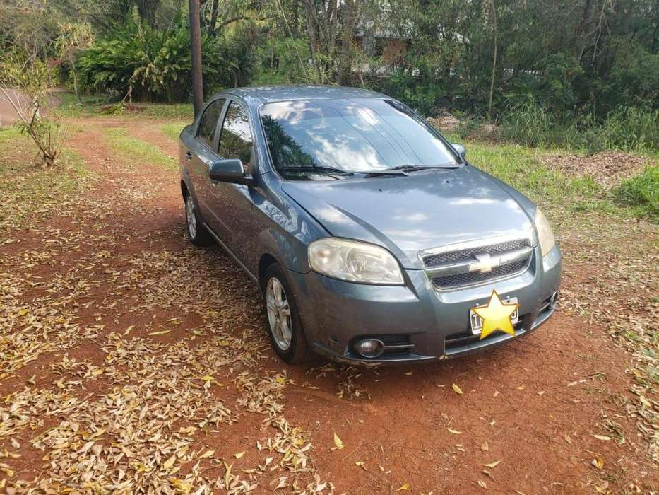 <strong>chevrolet</strong> Aveo 2010 - 124000 km