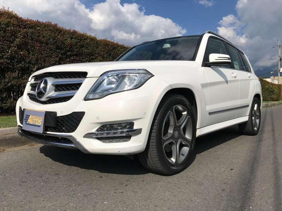 Mercedes-Benz Clase GLK 2014 - 63000 km
