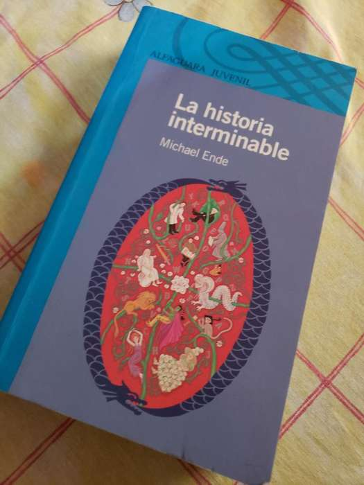 La Historia Interminable , Michael Ende.
