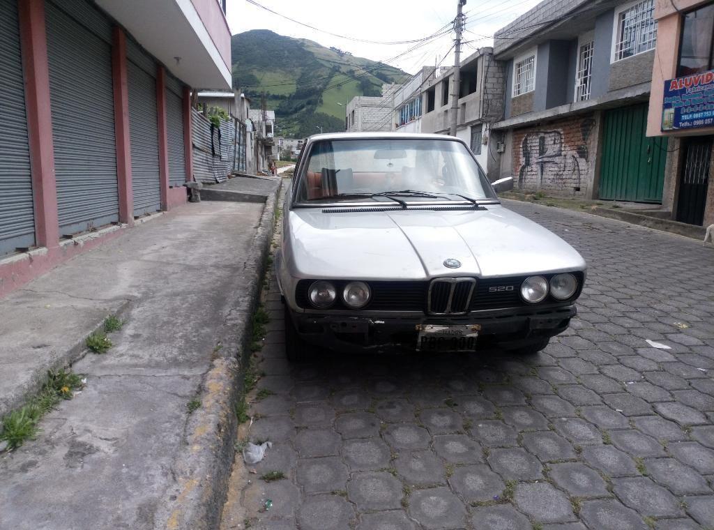 Vendo Auto Bmw Año 1979