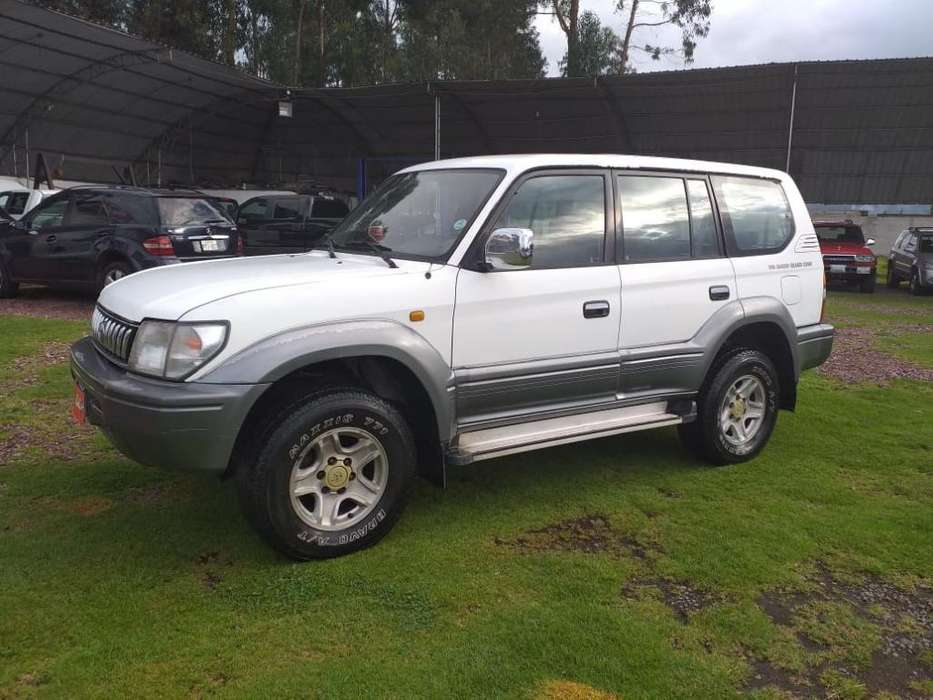 Toyota Prado 2001 - 213617 km