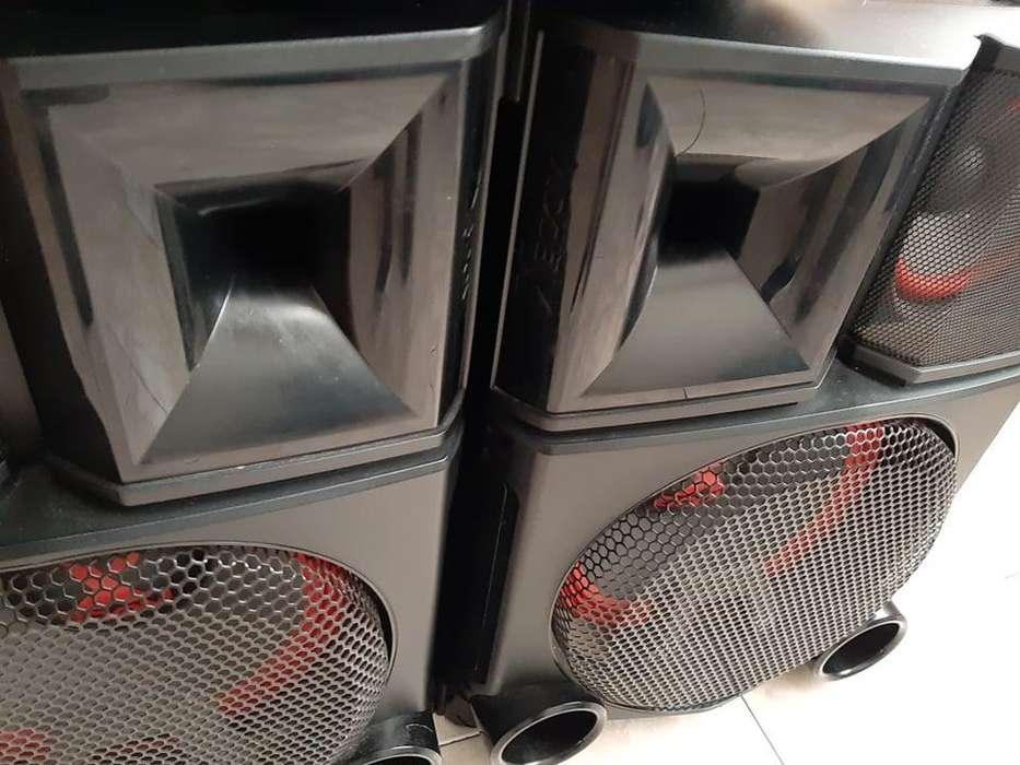 equipo de sonido lg xboom 3000w